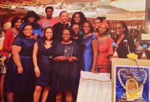4RWI Receives Award at Sigma Gamma Rho Sorority Founders' Day