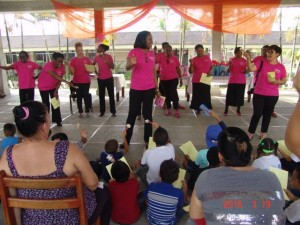 SOS Village and 4 Real Women International Conference in Limon, Costa Rica